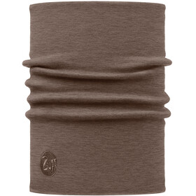Buff Heavyweight Merino Wool Halsbedekking bruin